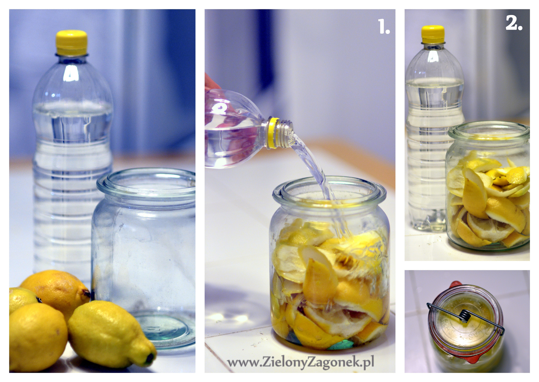 ocet cytrynowy