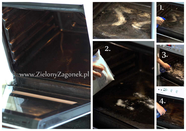 Jak wyczyścić przypalony piekarnik
