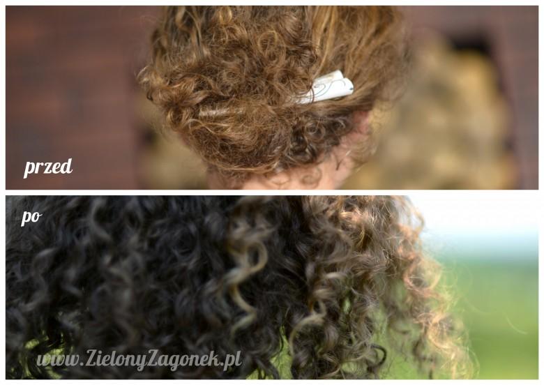 naturalnie piękne włosy