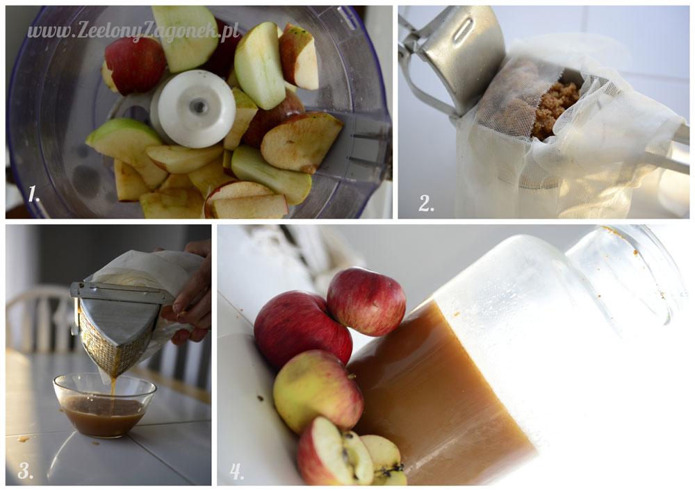Prawdziwy, zdrowy ocet jabłkowy