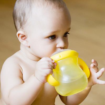 BPA w butelkach dla dzieci