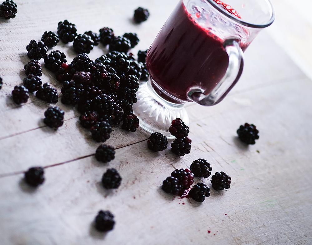 Jeżyna – czyli czas na jagody