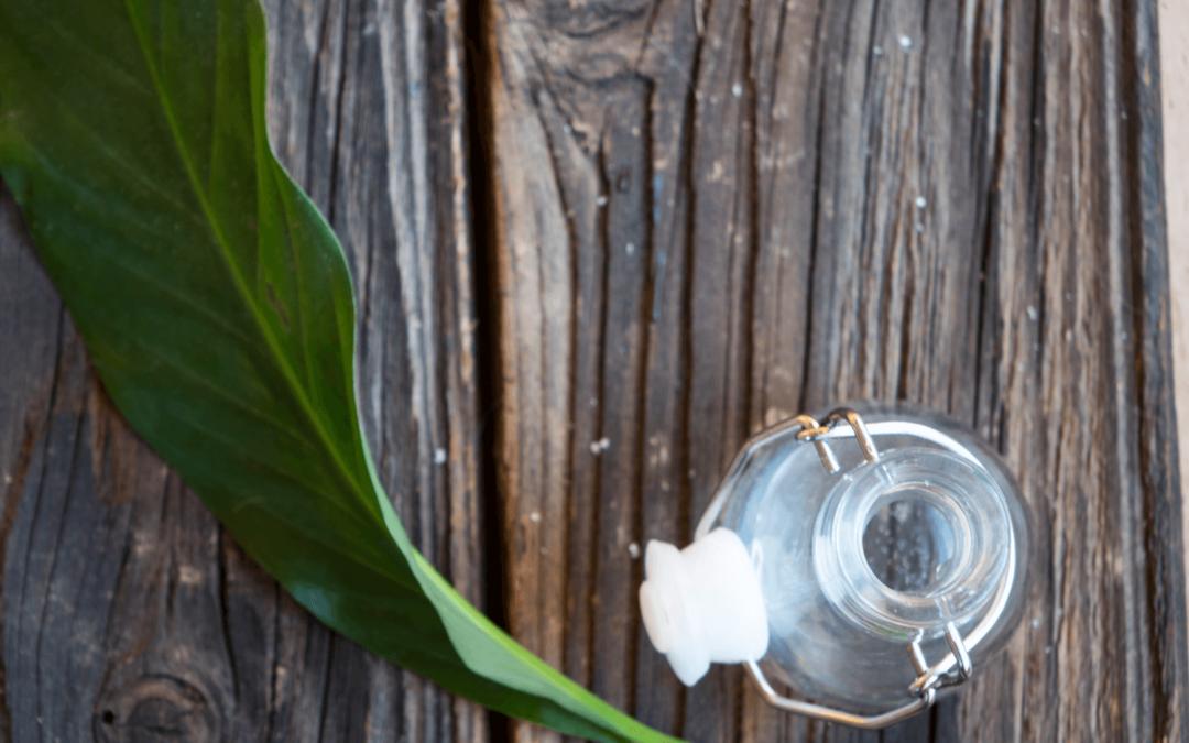 5 zastosowań wody utlenionej podczas sprzątania kuchni