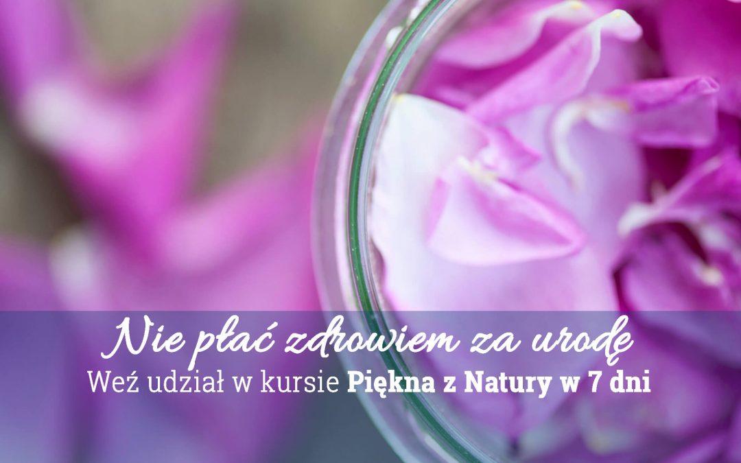 Piękna z Natury 2 edycja kursu