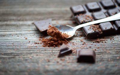 Jak zrobić domowe kosmetyki z czekolady?